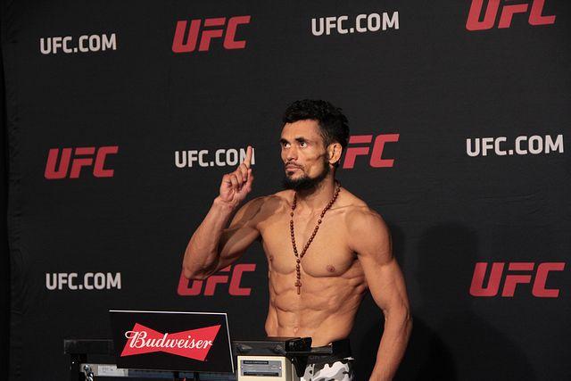 UFC Douglas Silva de Andrade Petr Yan