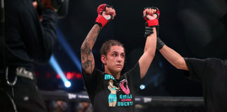 Emily Ducote Bellator MMA