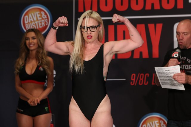 Heather Hardy Bellator MMA