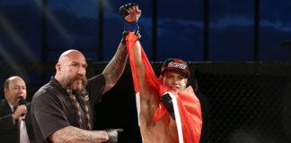 Humberto Bandenay has been replaced by Brandon Davis at UFC Austin (UFC Fight Night 126)