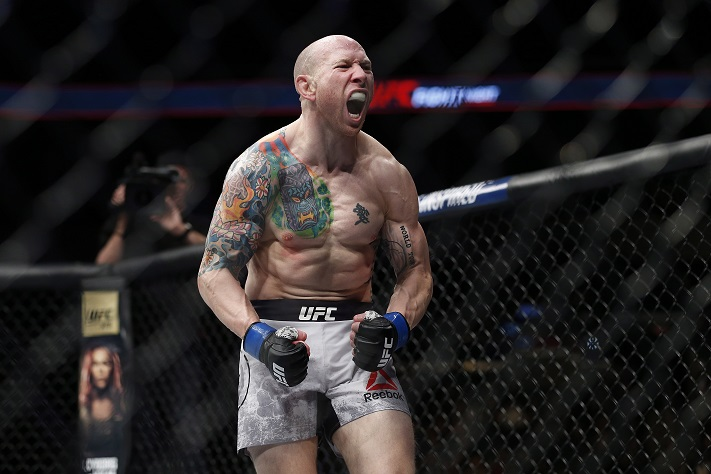Jeremy Stephens Flatlines Josh Emmett with Devastating Second Round Knockout