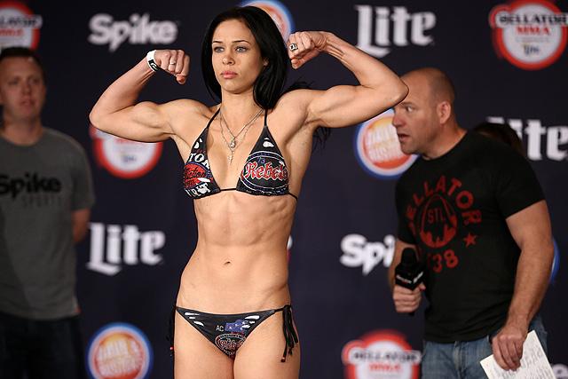 Bellator MMA: Lena Ovchynnikova
