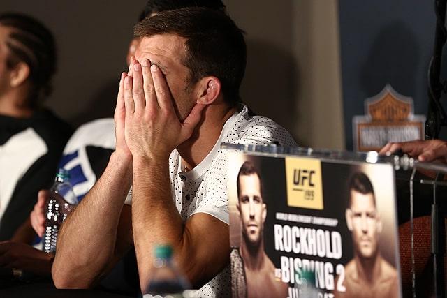 UFC Luke Rockhold