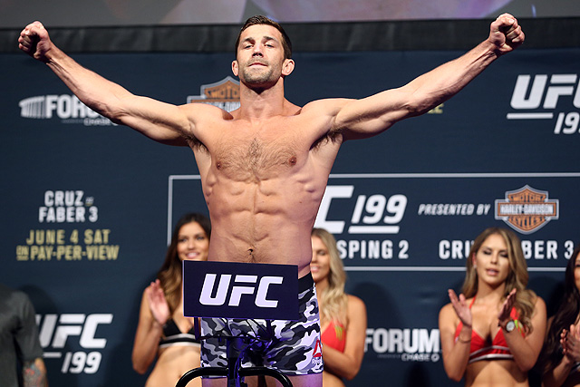 Luke Rockhold UFC 239 Jan Blachowicz