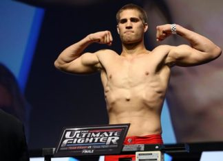 Matt Van Buren, one of many UFC and MMA fighters trying out for the WWE of late