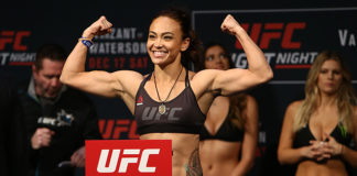 Michelle Waterson will face Cortney Casey at UFC Glendale (UFC on FOX 29)
