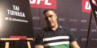 Tai Tuivasa UFC