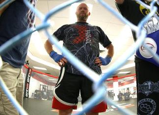 Tim Boetsch UFC