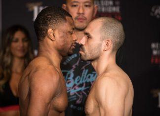 Tywan Claxton and Jose Antonio Perez - Bellator 194