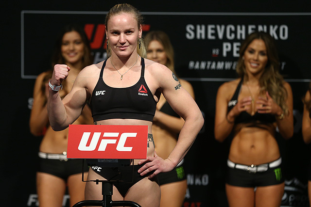 White blasts ref after Shevchenko fight