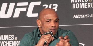 Yoel Romero missed weight for UFC 221