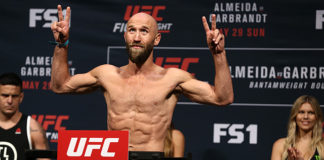 UFC Austin Fight Pass Josh Burkman