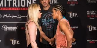 Heather Hardy vs. Ana Julaton, Bellator 194