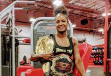 Jamie Thorton SCS MMA