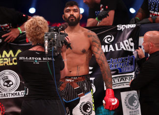 Bellator MMA's Liam McGeary