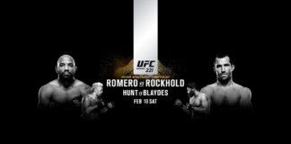 UFC 221 Live Stream