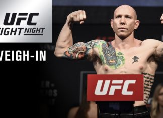 UFC on FOX 28 Josh Emmett weigh-in live stream