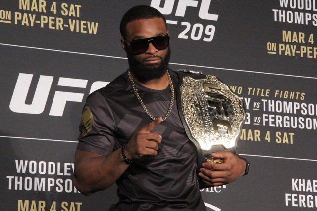 tyron woodley ufc 225 UFC 228 Darren Till
