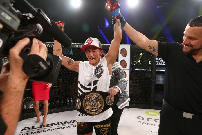 UFC Fort Lauderdale Virna Jandiroba