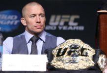 UFC 83 Georges St. Pierre