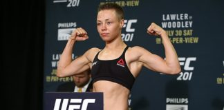 Rose Namajunas post-Ronda Rousey