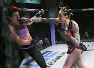 UFC Womens Featherweight Megan Anderson