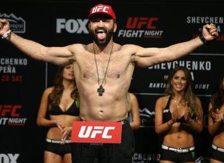 Andrei Arlovski UFC 232 Walt Harris