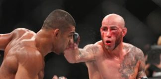 Ben Saunders will step in to face Jake Ellenberger at UFC Utica Takashi Sato