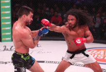 Bellator MMA's Benson Henderson vs. Patricky Pitbull