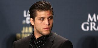 Brian Ortega UFC 222