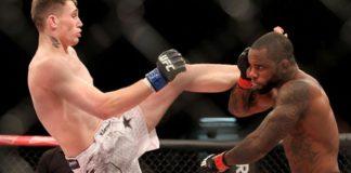 UFC welterweight Darren Till