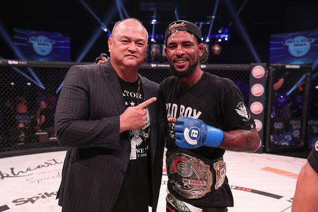 Darrion Caldwell - Bellator MMA's bantamweight champion