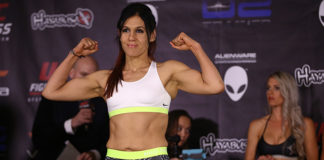 DeAnna Bennett is fighting Karina Rodriguez at Invicta FC 28