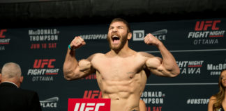 Ion Cutelaba UFC