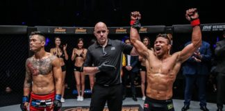 Bibiano Fernandes ONE Championship