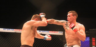 Jack Marshman UFC London