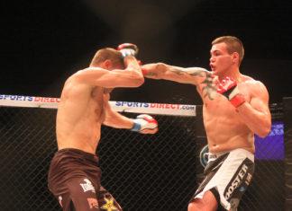 Jack Marshman UFC London