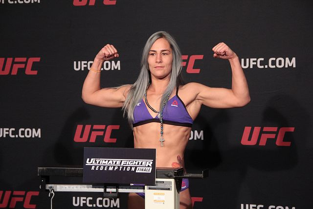 UFC: Jessica Eye targeted to face Jessica-Rose Clark at UFC Singapore
