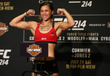 Kailin Curran, Bobby Nash among fighters removed from UFC roster