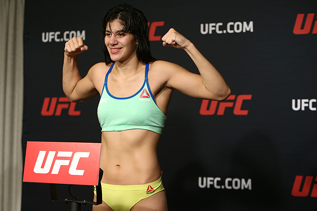 UFC 222 Alpha Cat Zingano vs Ketlen Vieira