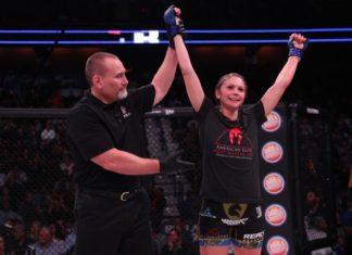 Kristina Williams Bellator MMA