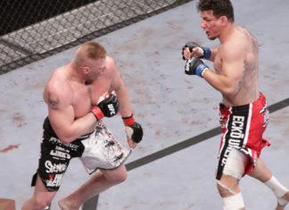 UFC 100 - Brock Lesnar vs Frank Mir 2