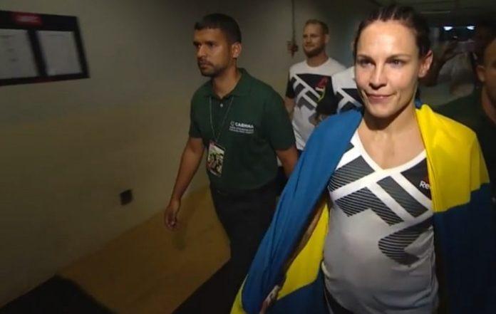 Lina Lansberg UFC