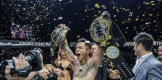 Martin Nguyen - ONE Championship