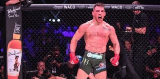 Michael Chandler, former Bellator MMA lightweight champion