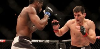 UFC welterweight Neil Magny faces Demian Maia