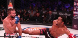 Ricky Rainey joins the UFC, will face Muslim Salikhov at UFC Glendale
