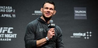 Ultimate Fighter Finale Forrest Griffin