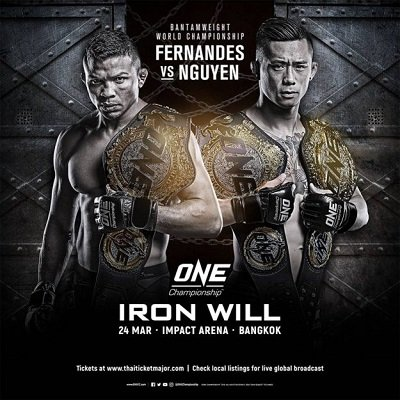 ONE Championship: Iron Will