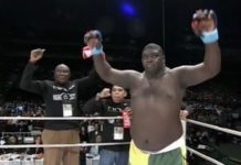 Zuluzinho, of Pride fame, is returning to fighting